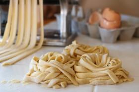 Sourdough Egg Noodles