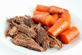 Crock Pot Orange and Asian-Spiced Goose