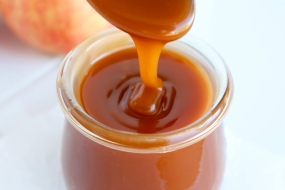 Salted Caramel Sauce | A Palate For Pie