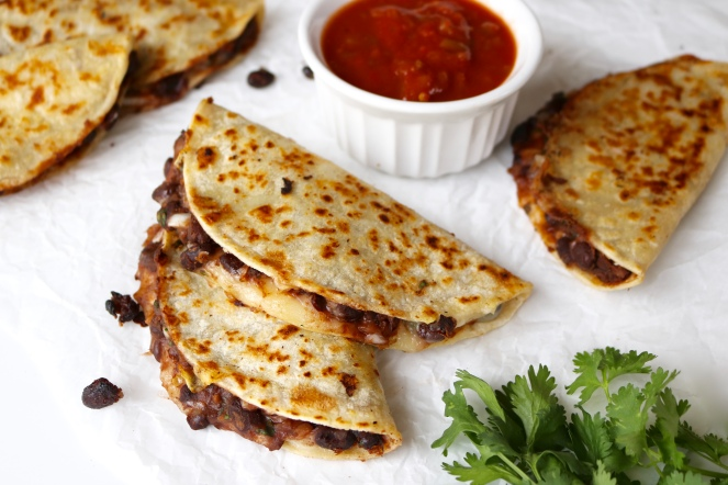 Crunchy Black Bean Tacos   A Palate For Pie